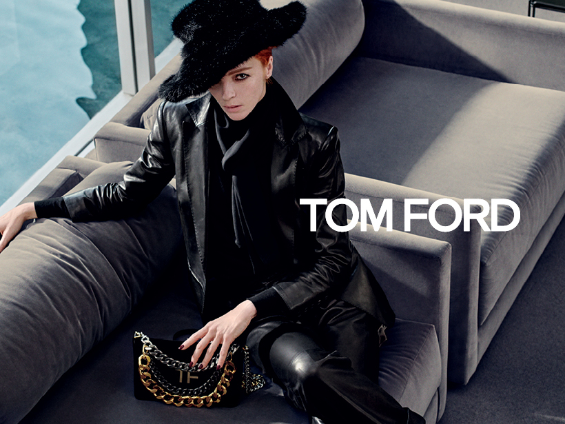 Sponsored by Tom Ford