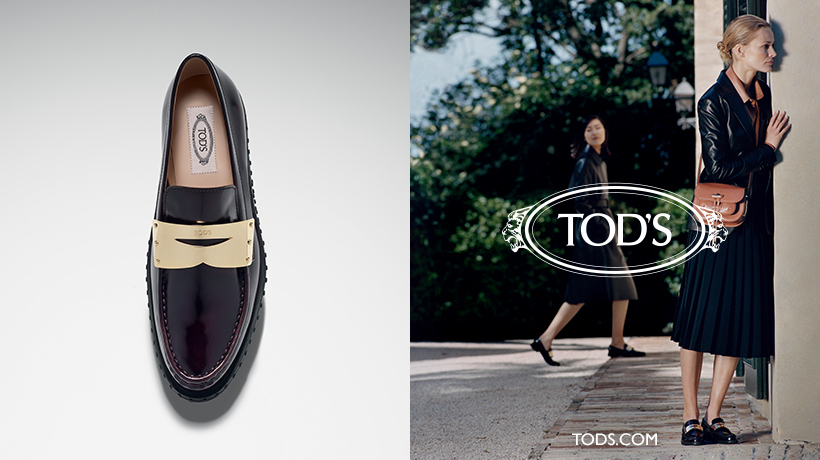 Sponsored by Tods