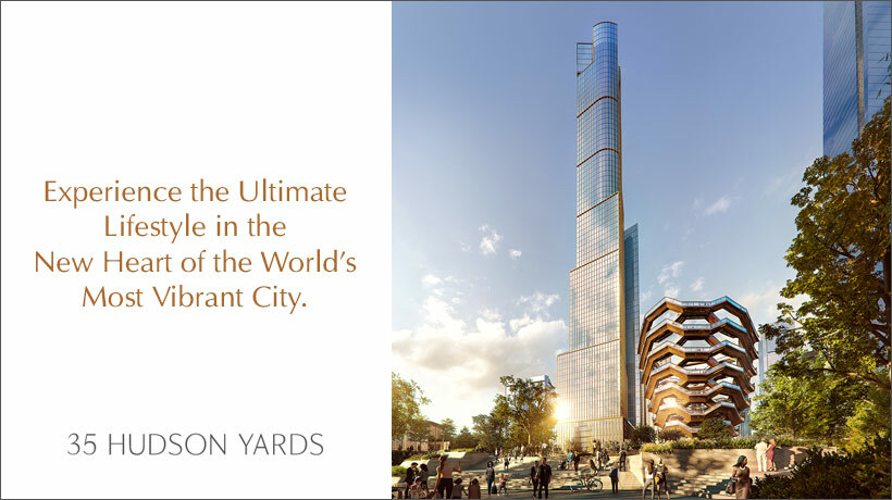 Sponsored by 35 Hudson Yards