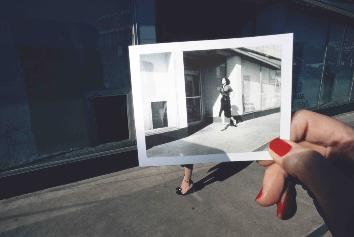 """Photograph from The Polaroid Project, published by University of California Press to accompany """"The Polaroid Project: At the Intersection of Art and Technology,"""" an exhibition on view at the M.I.T. Museum, in Boston, through June 21, 2020."""
