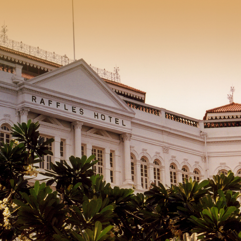 As Singapore celebrates its bicentennial, the Raffles Hotel reopens for business.