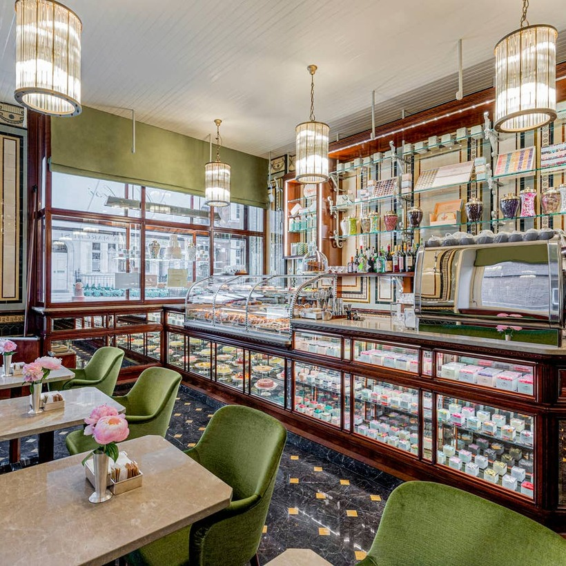 Marchesi comes to Mayfair.