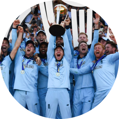 England World Cup win, London, July 14, 2019.