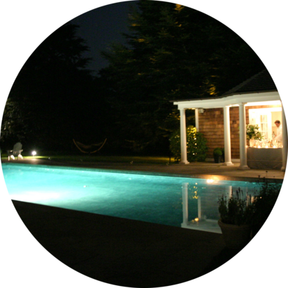Atmosphere during the House & Garden Hosts a Cocktail Party—After Party Dinner at Southampton, in Southampton, New York, 2003.