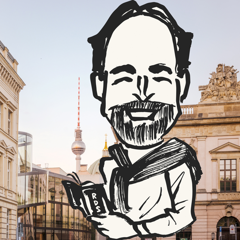 Museums, hotels, nightcaps—Richard David Story tackles the very best of Berlin.