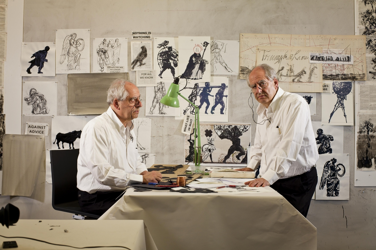 Triumphs and Laments, 2013, is one of several Kentridge works on display at the Zeitz Museum through March 2020.