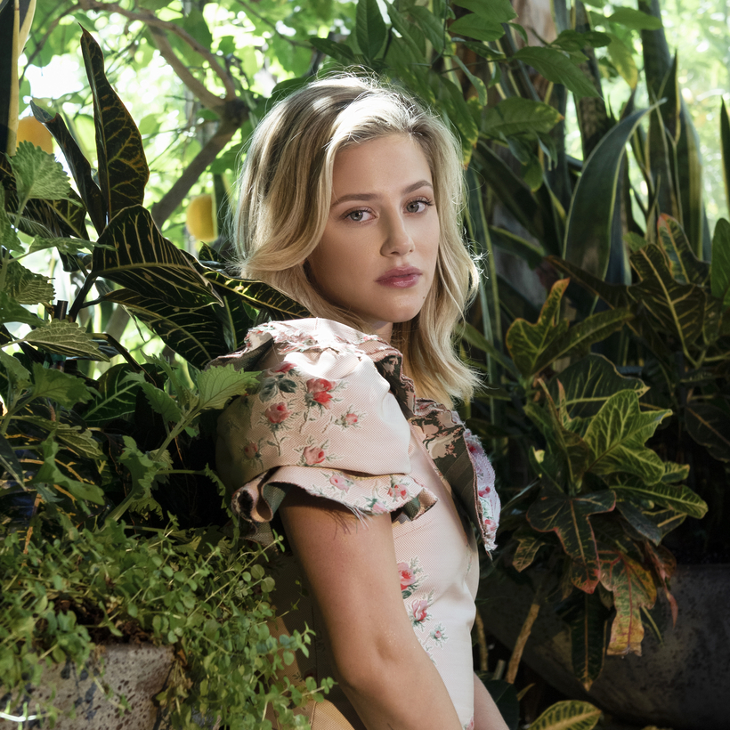 """Lili Reinhart is a bit more """"closed off"""" than your typical 23-year-old actress."""