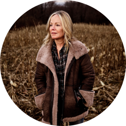 Dani Shapiro, American author, at her home in Bethlehem, Connecticut, on December 6, 2018.
