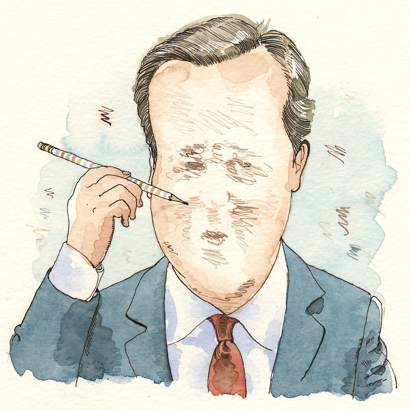 The Ghost of Brexit Past: David Cameron is back with a memoir.