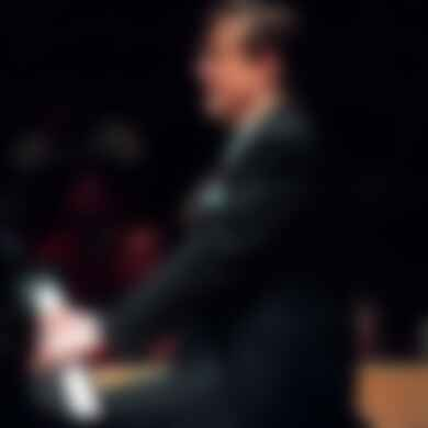 Serkin performs the music of Wolpe, Stravinsky, Schoenberg, Mozart, and Beethoven at Carnegie Hall, April 2000.